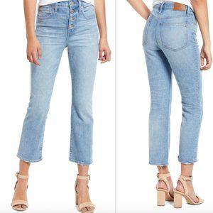 Madewell Cali Jeans $135 NWT